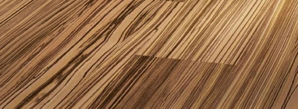 parquet semi massif contrecoll 14mm zebrano. Black Bedroom Furniture Sets. Home Design Ideas